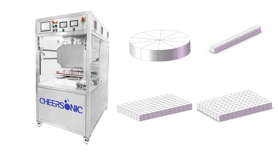 Ultrasonic Food Cutter - Ultrasonic Food Processing and Cutting