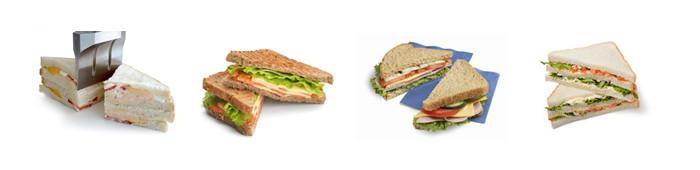 三明治切片