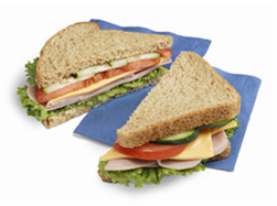 Sandwich-Slicing