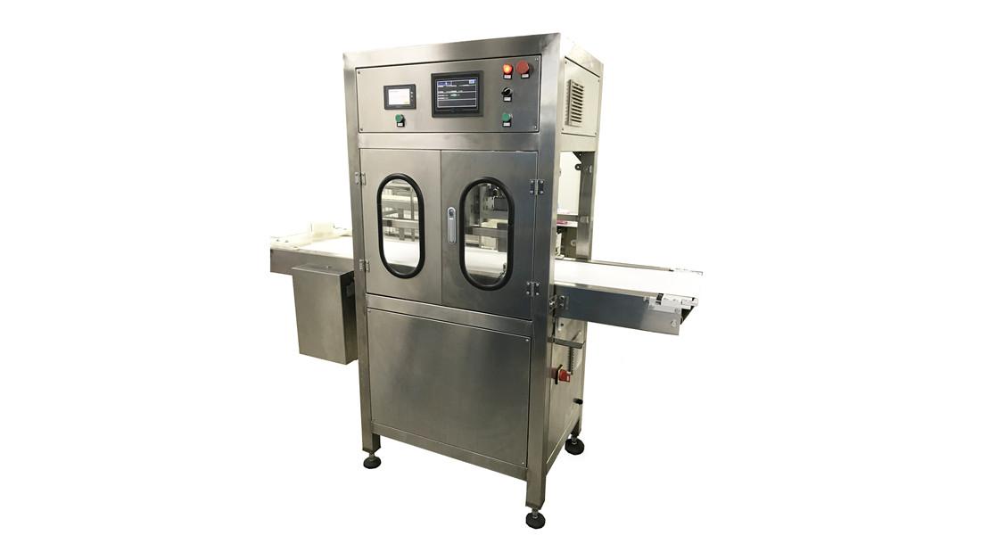 UFM3500SC 流水线三明治斜插切割设备