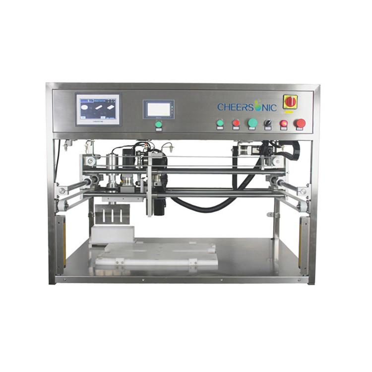 软糖布朗尼切片机 - 布朗尼切割机 - 杭州驰飞超声波