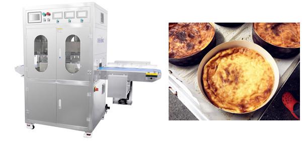 商用披萨切割机 - 全自动高速切片披萨 - 杭州驰飞超声波